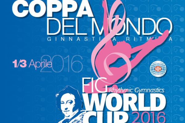 coppa del mondo ginnastica ritmica 2016
