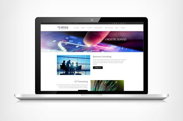 Nuovo sito web nesea.it