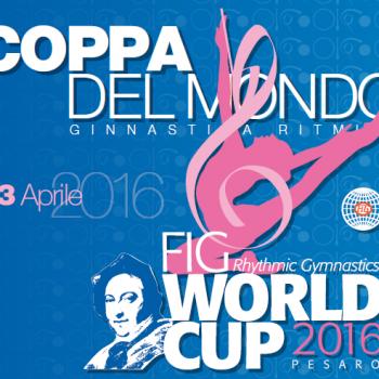 Nesea SportCARE alla Coppa del Mondo di Ginnastica Ritmica di Pesaro