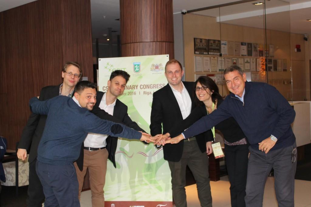 La scelta di Nesea SportCARE per gli World Sport Games rafforza la partnership tra Nesea, CSIT e AICS.