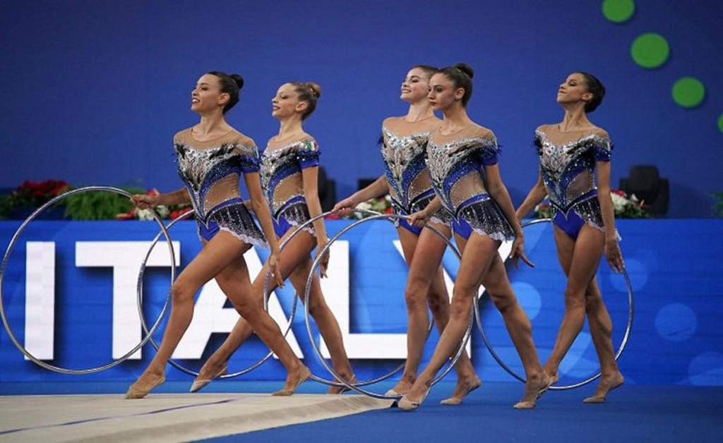 Mondiali di Ginnastica Ritmica: un successo anche grazie a nesea SportCARE