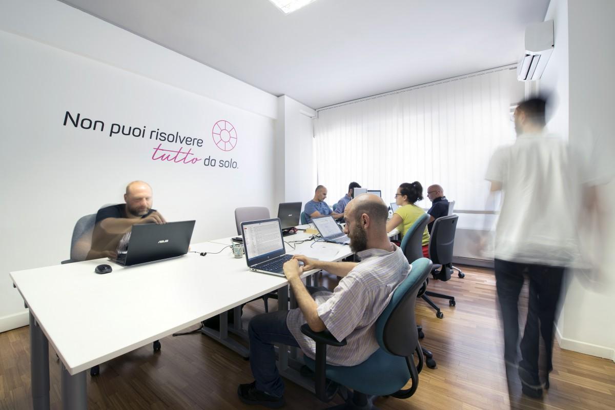 team NSA Italia sviluppatori
